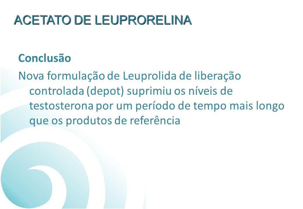 ACETATO DE LEUPRORELINA