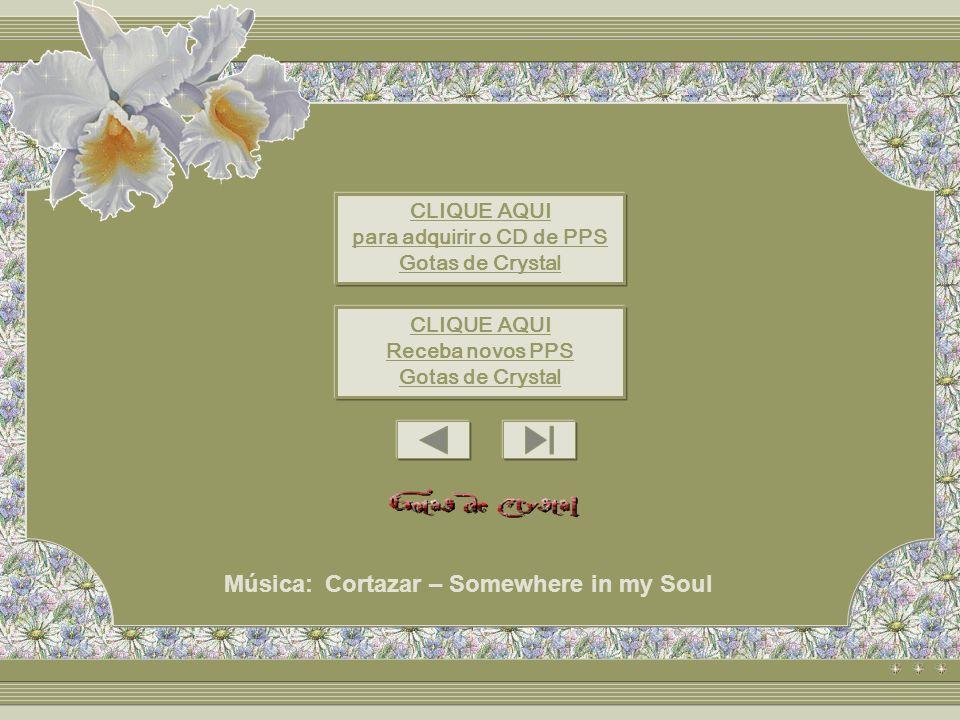 Música: Cortazar – Somewhere in my Soul