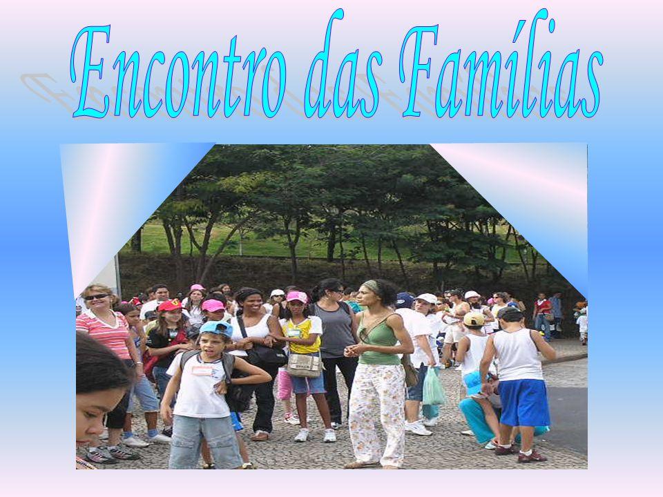 Encontro das Famílias