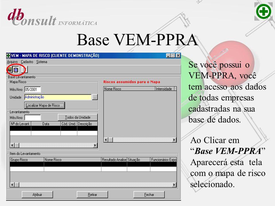 db Base VEM-PPRA Consult