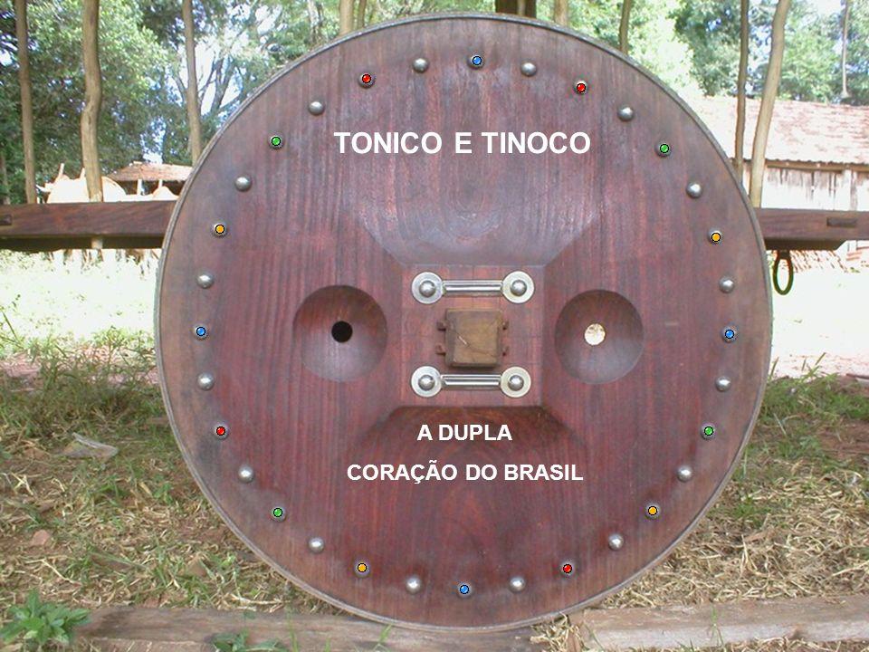 TONICO E TINOCO A DUPLA CORAÇÃO DO BRASIL