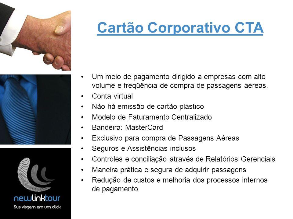 Cartão Corporativo CTA