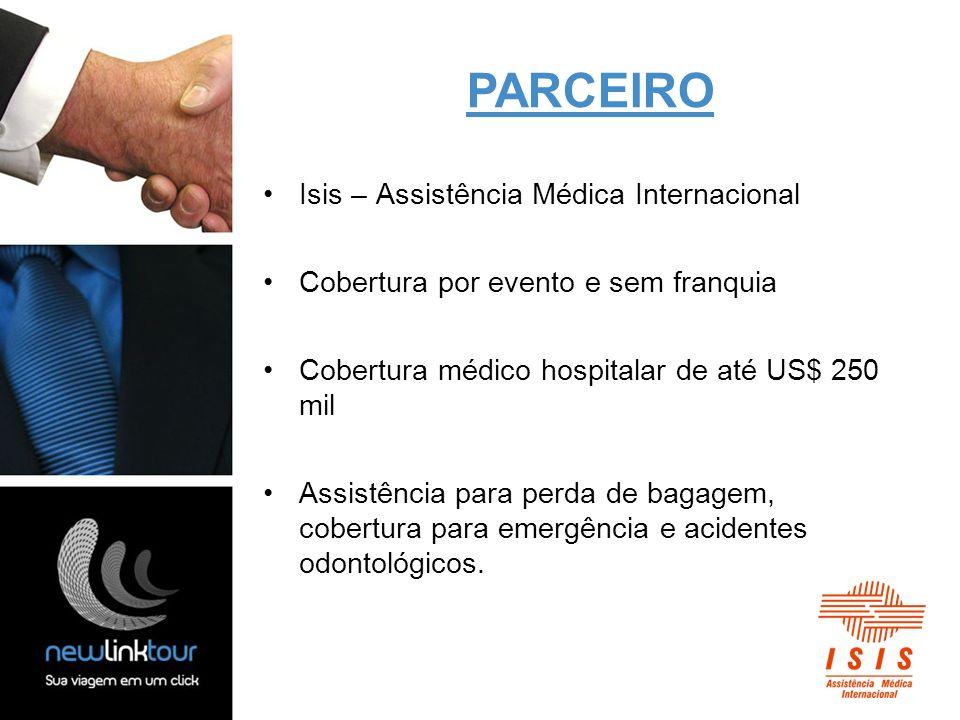 PARCEIRO Isis – Assistência Médica Internacional
