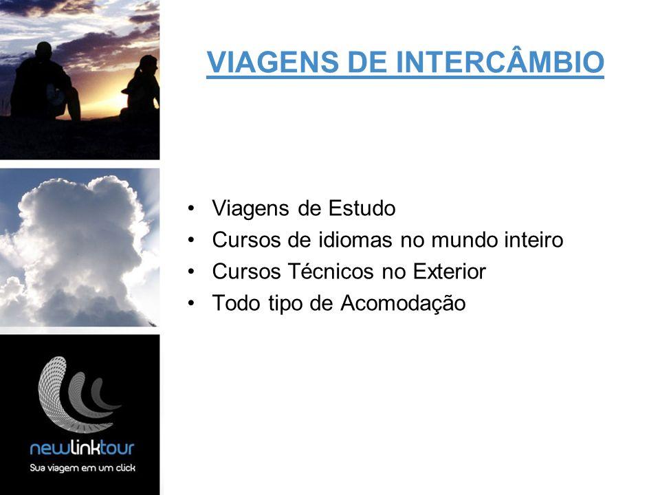 VIAGENS DE INTERCÂMBIO