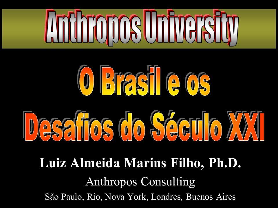 Luiz Almeida Marins Filho, Ph.D.