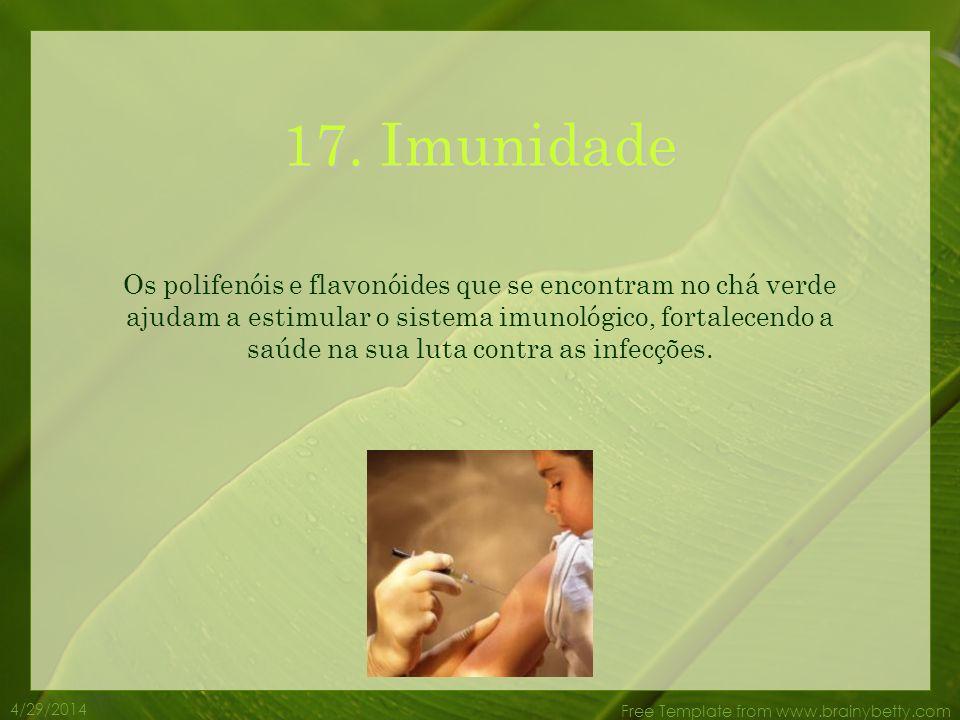 17. Imunidade