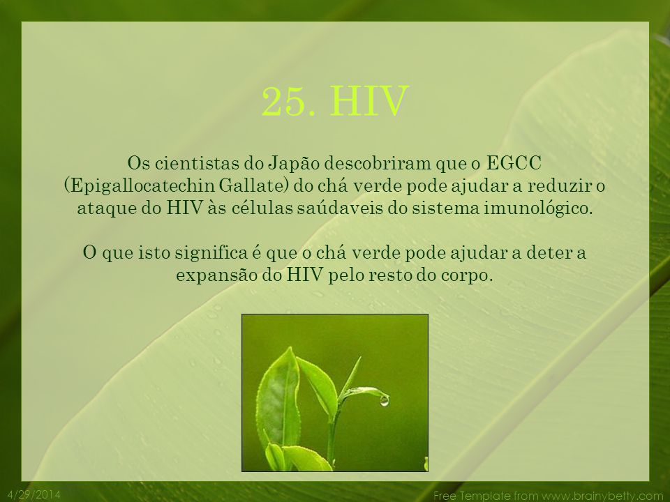 25. HIV