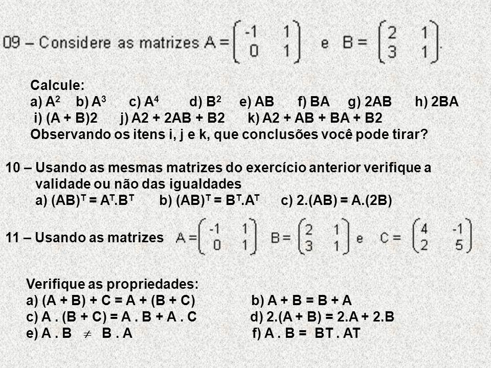Calcule:
