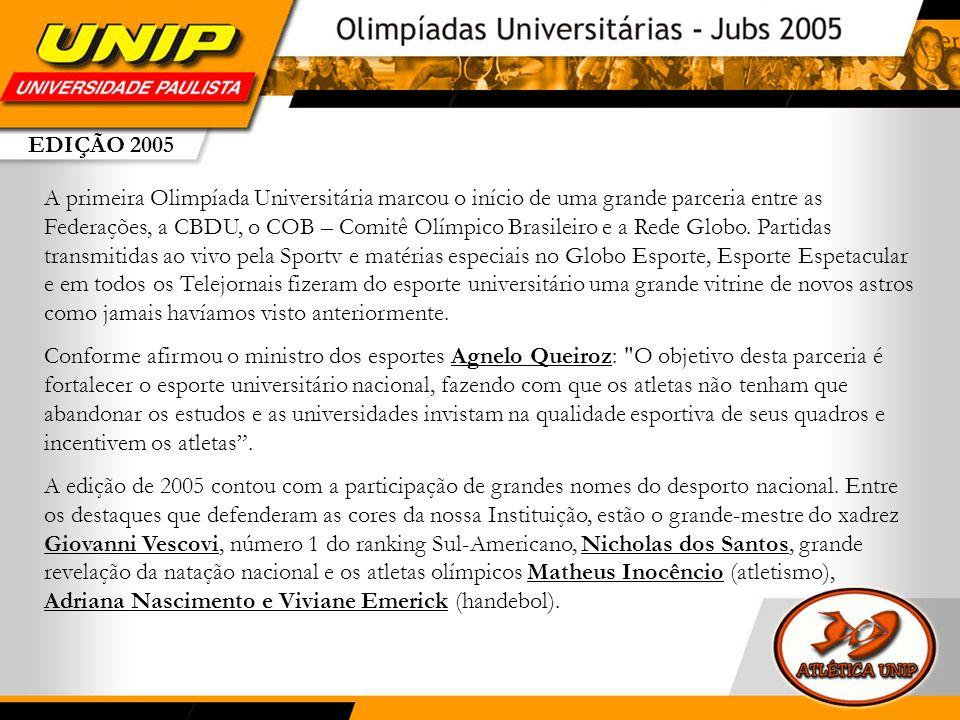EDIÇÃO 2005