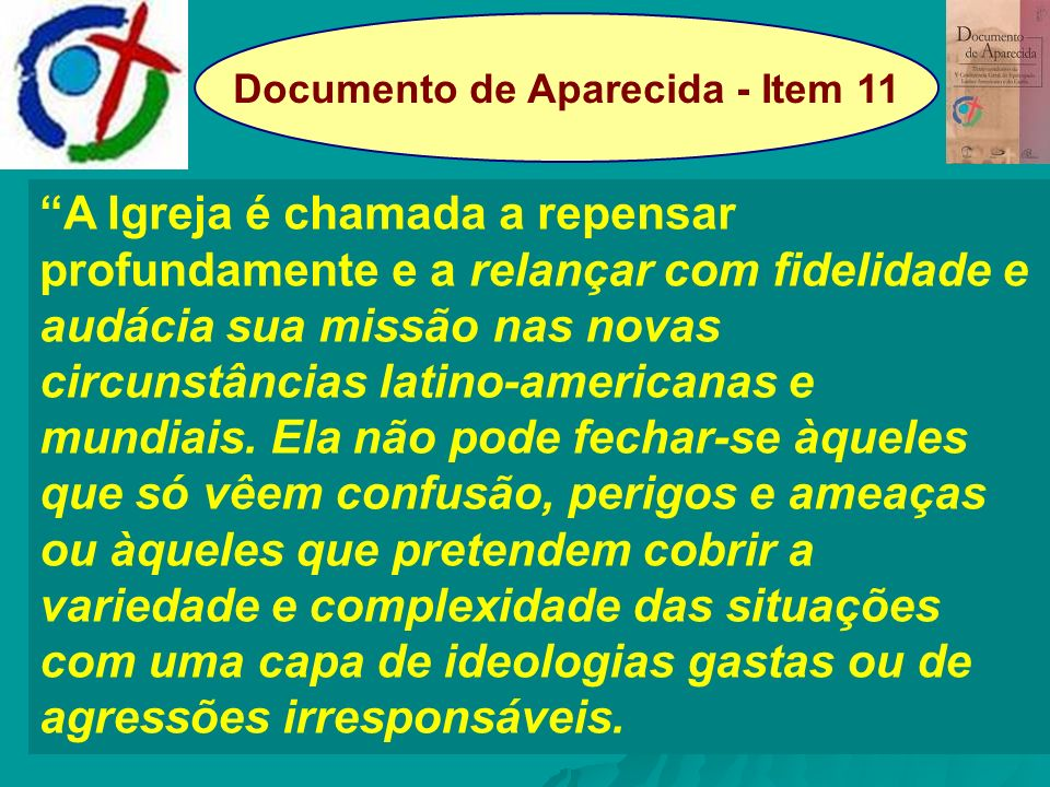 Documento de Aparecida - Item 11