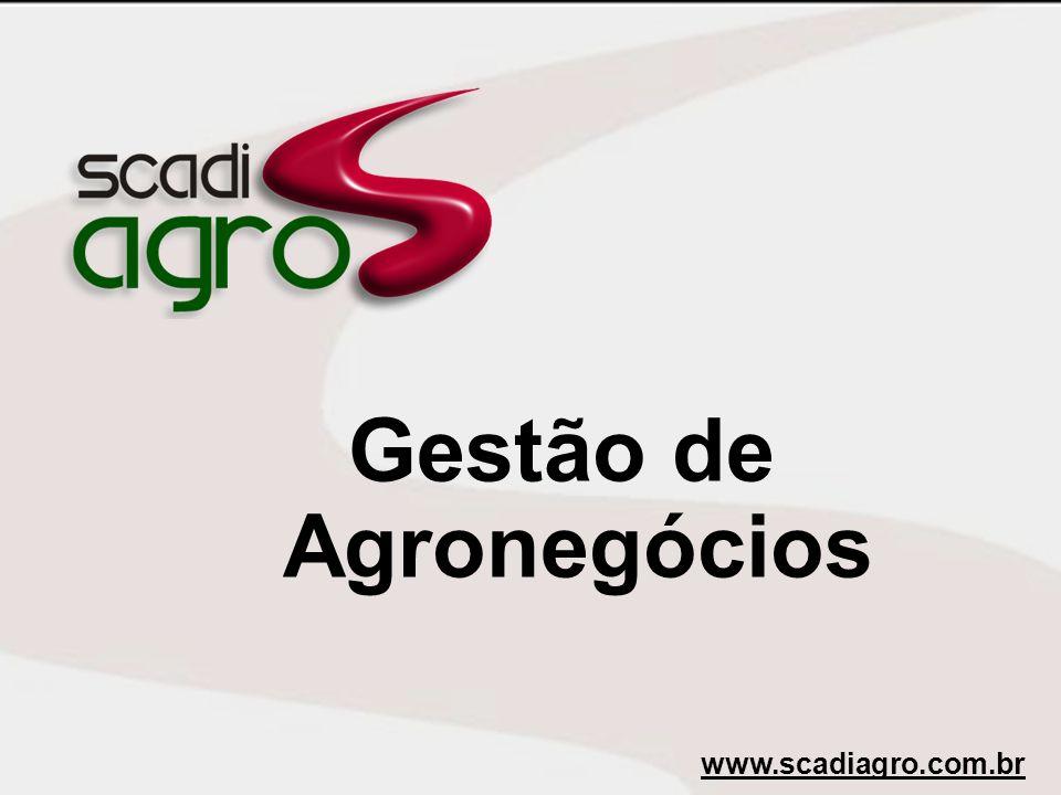 Gestão de Agronegócios