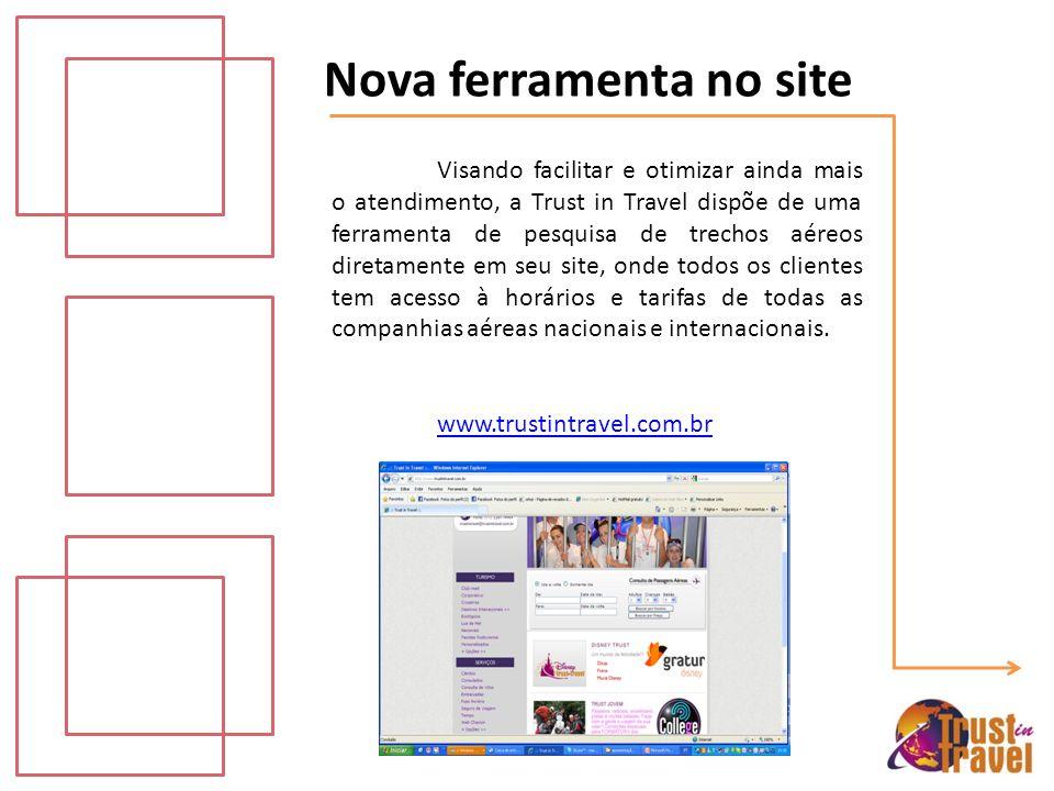 Nova ferramenta no site