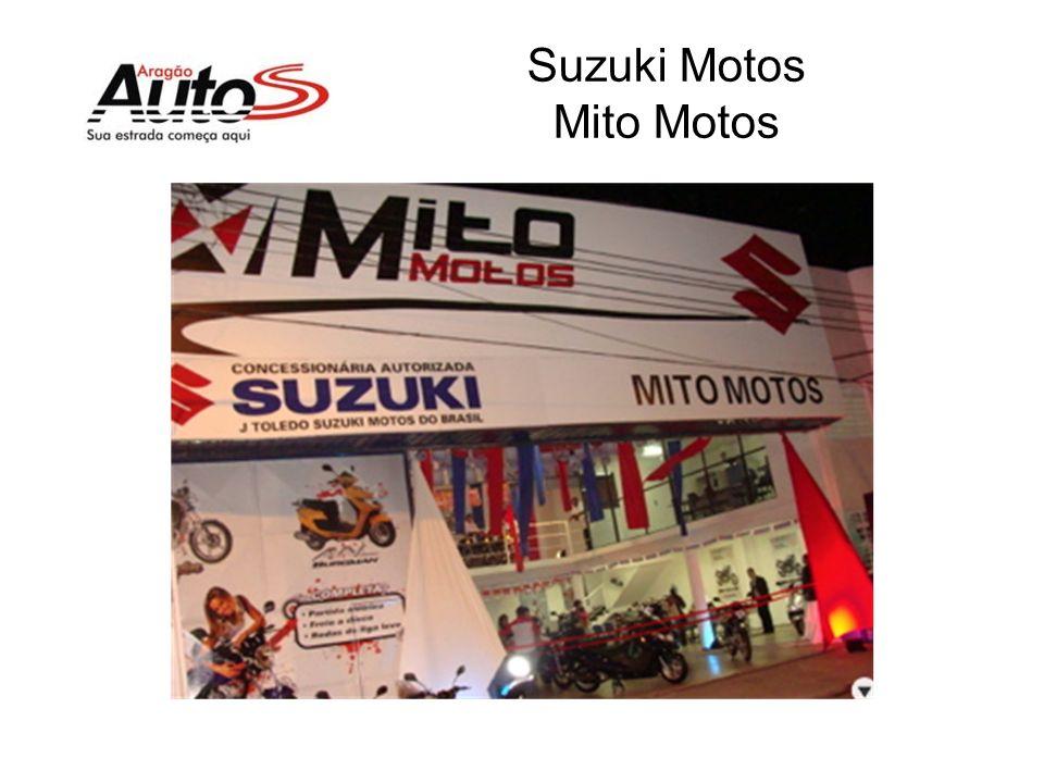 Suzuki Motos Mito Motos