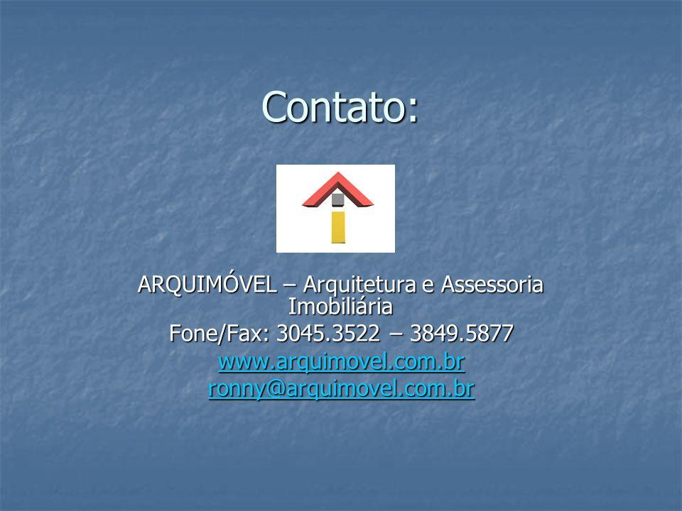 ARQUIMÓVEL – Arquitetura e Assessoria Imobiliária