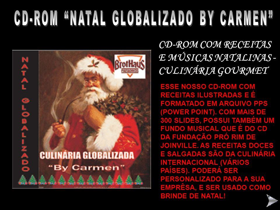 CD-ROM NATAL GLOBALIZADO BY CARMEN
