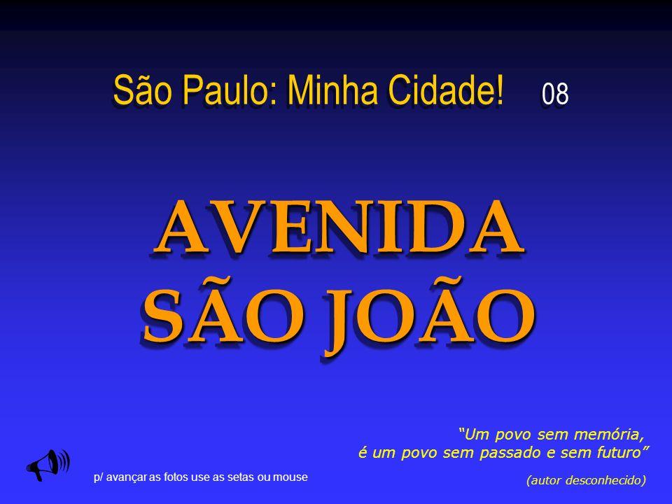São Paulo: Minha Cidade! 08