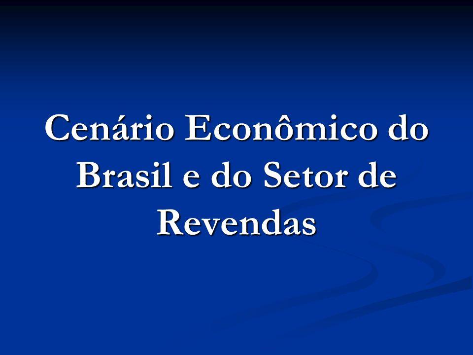 Cenário Econômico do Brasil e do Setor de Revendas