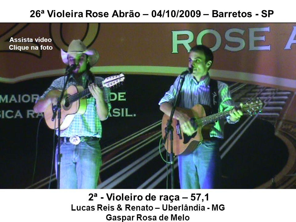 Lucas Reis & Renato – Uberlândia - MG