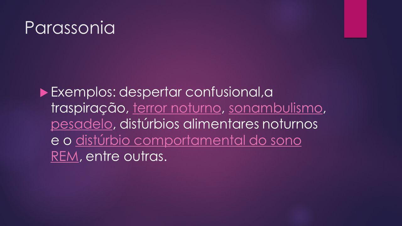 Parassonia
