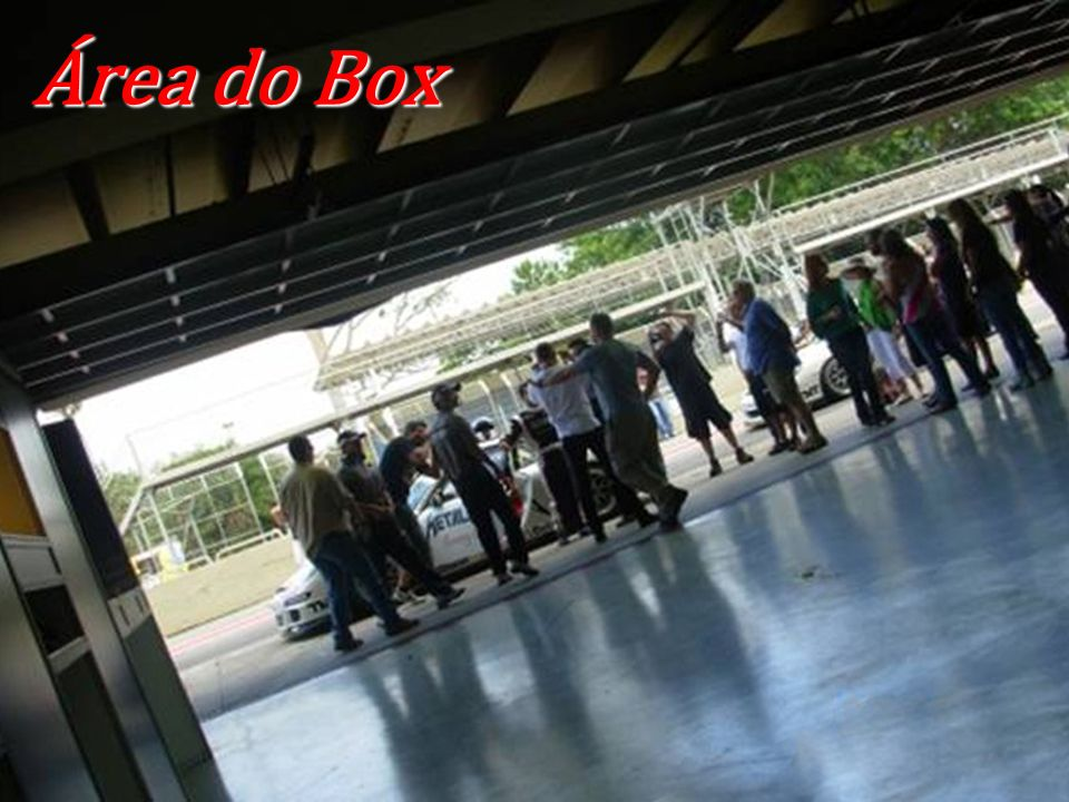 Área do Box 3