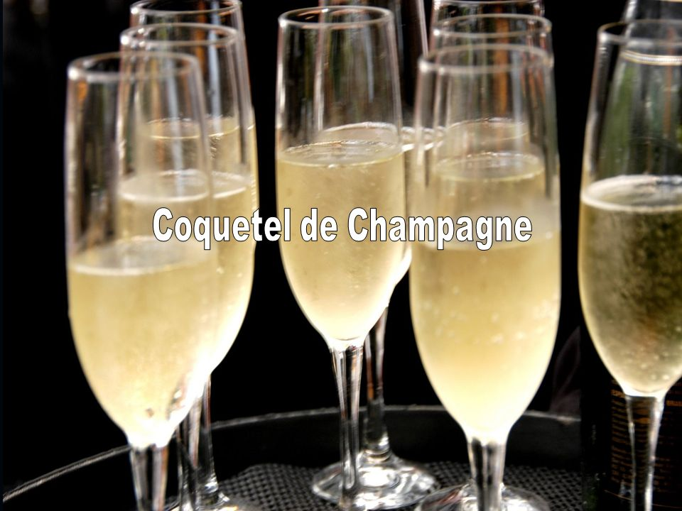 Coquetel de Champagne