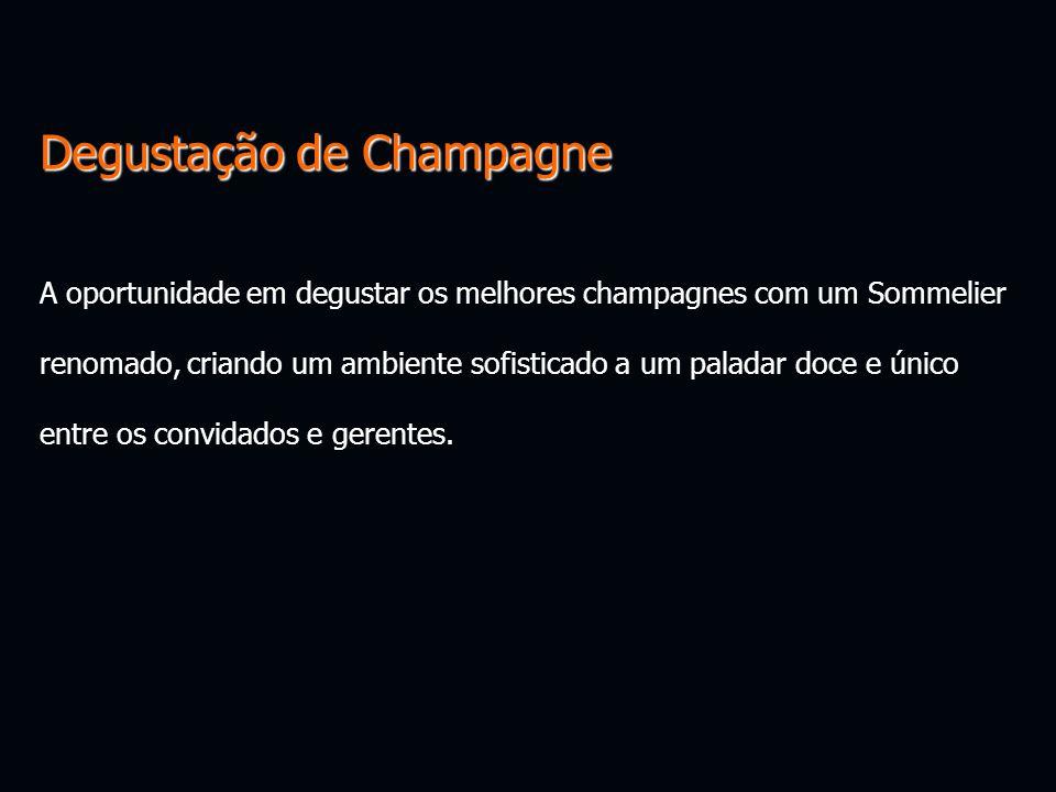 Degustação de Champagne