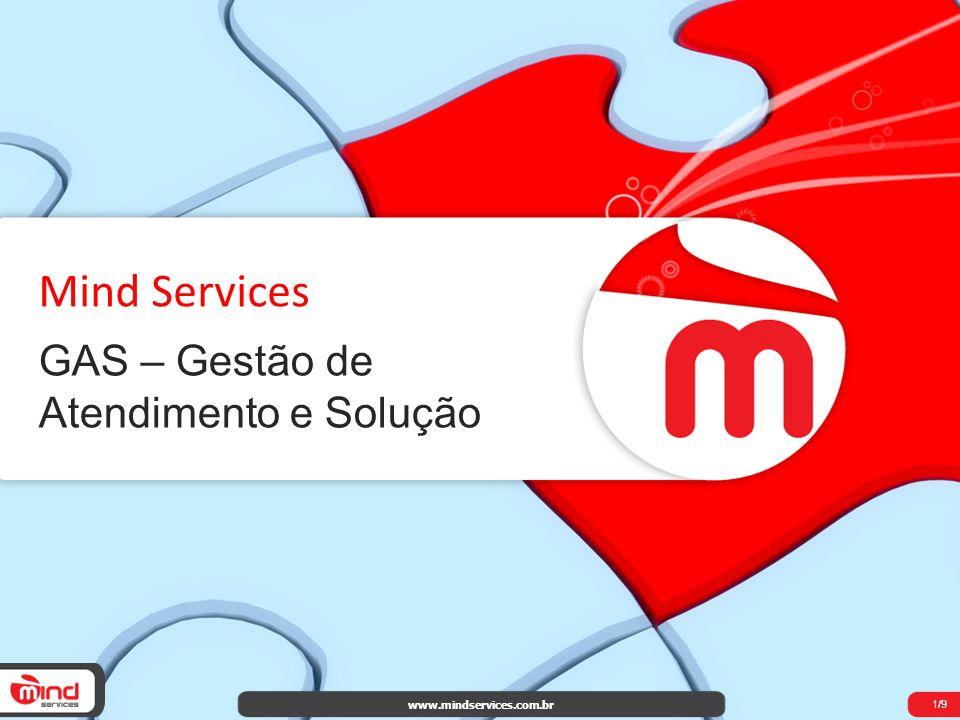 Mind Services GAS – Gestão de Atendimento e Solução