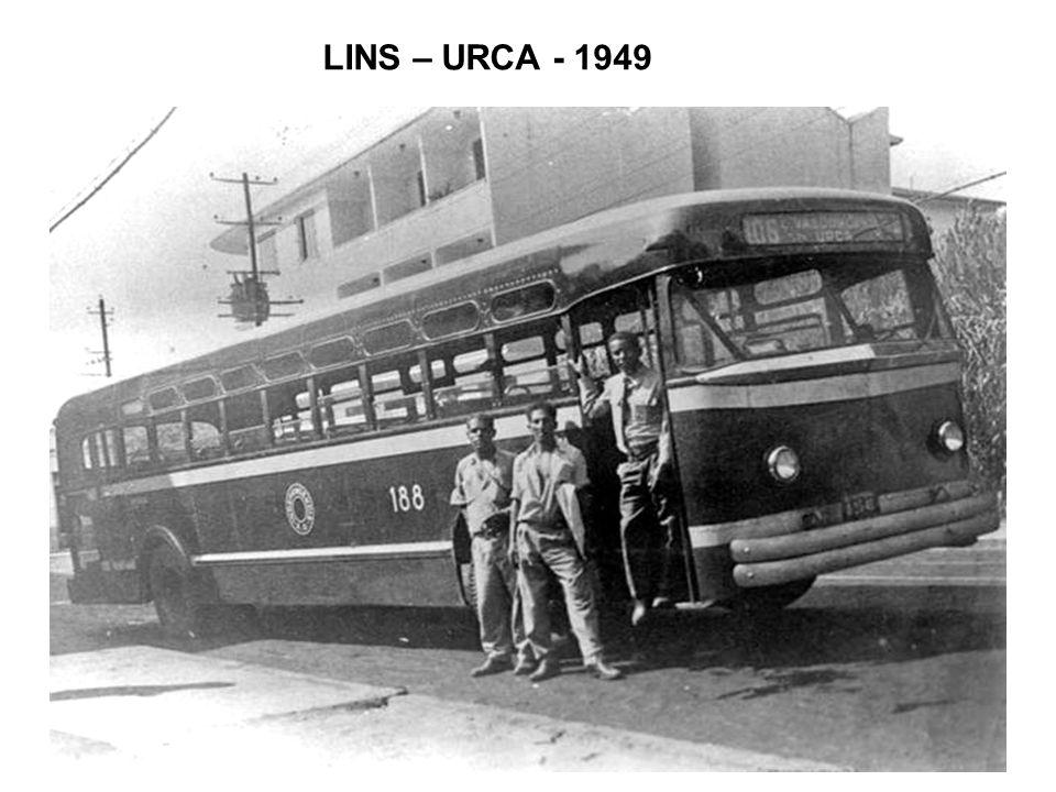 LINS – URCA - 1949