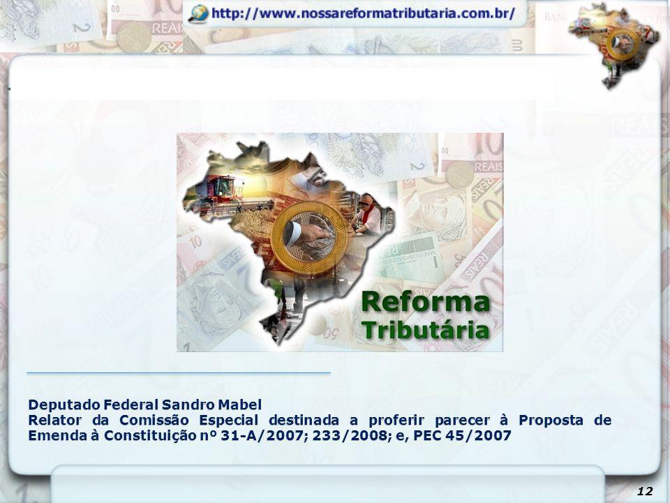 Deputado Federal Sandro Mabel
