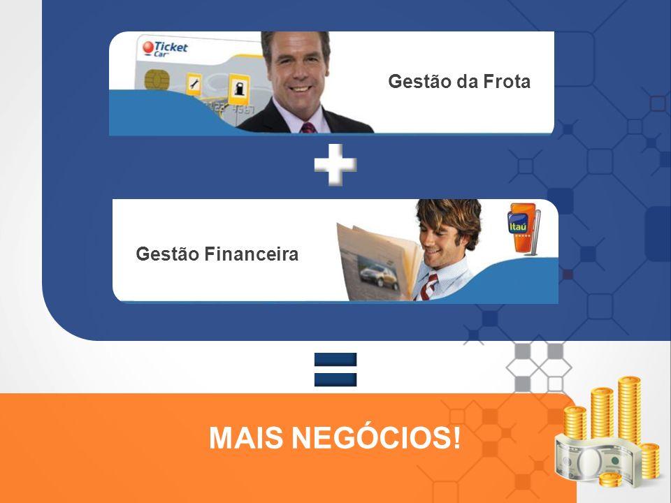 Gestão da Frota Gestão Financeira MAIS NEGÓCIOS!