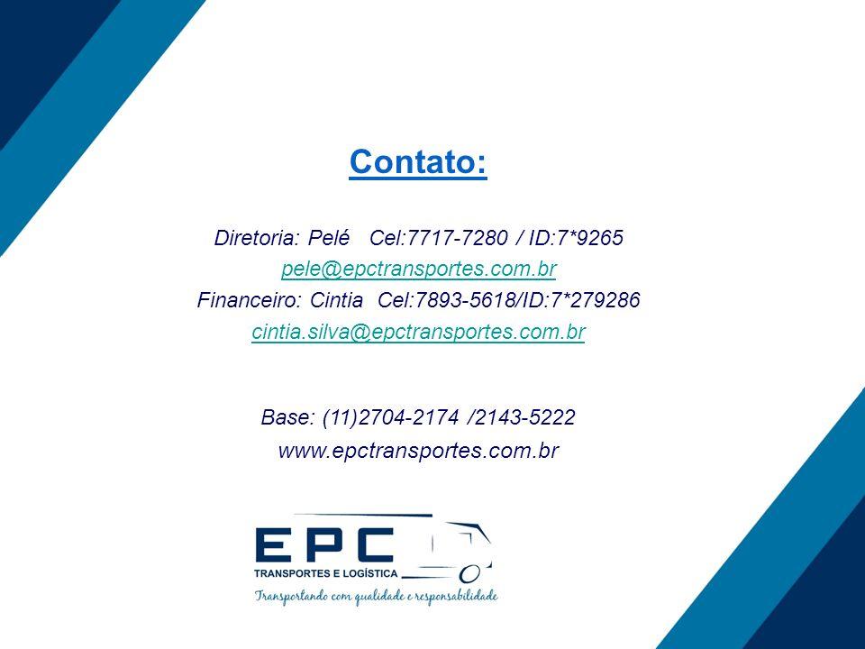 Contato: www.epctransportes.com.br