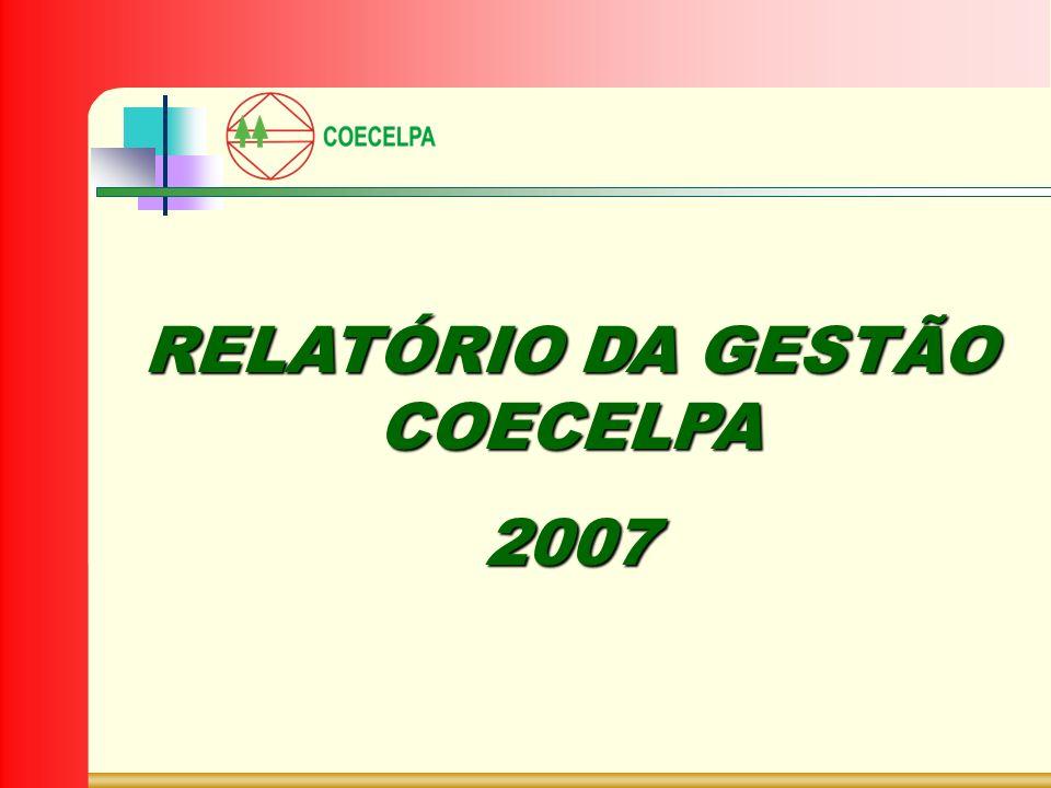 RELATÓRIO DA GESTÃO COECELPA