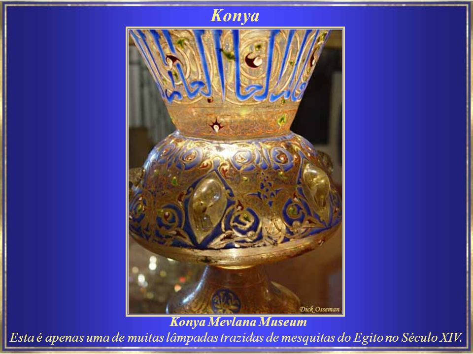 Konya Konya Mevlana Museum