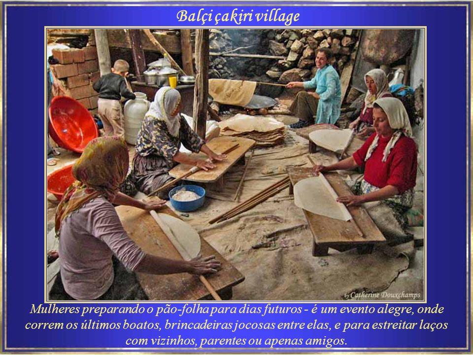Balçi çakiri village