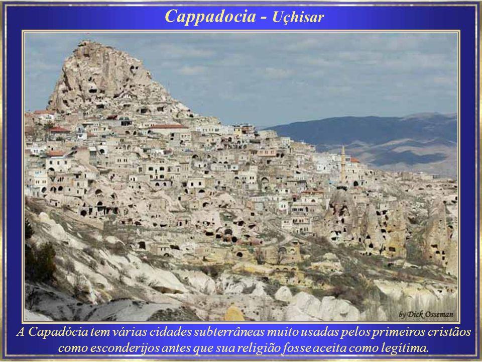 Cappadocia - Uçhisar