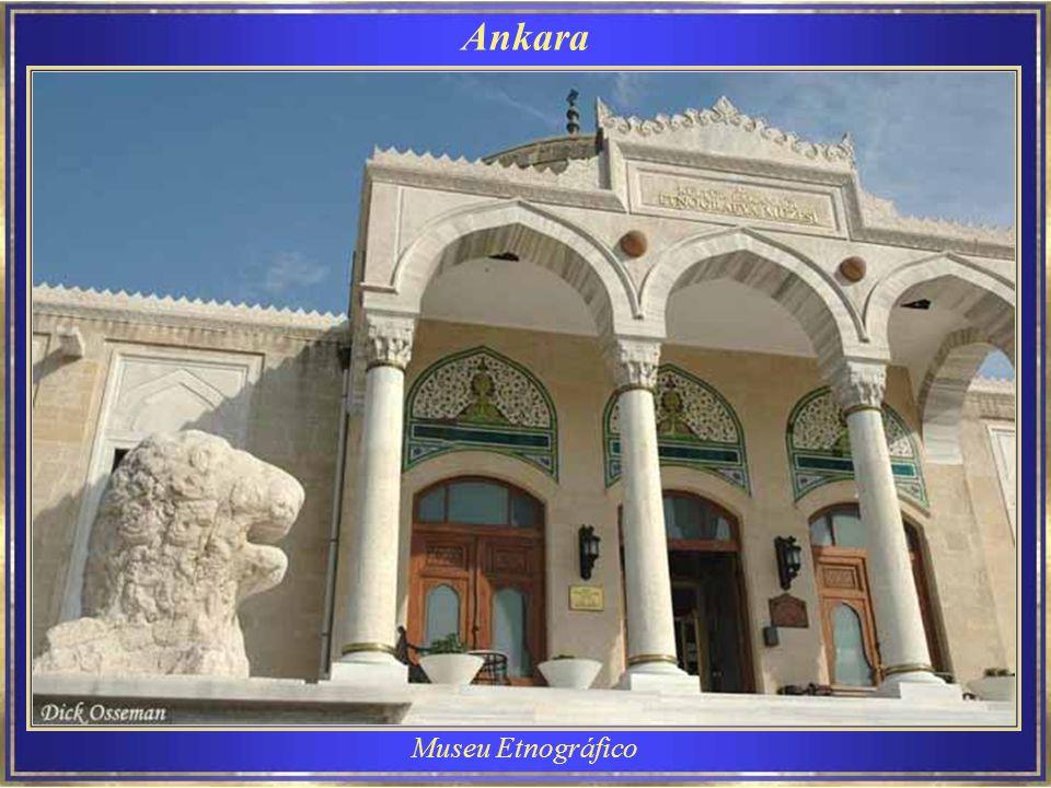 Ankara Museu Etnográfico