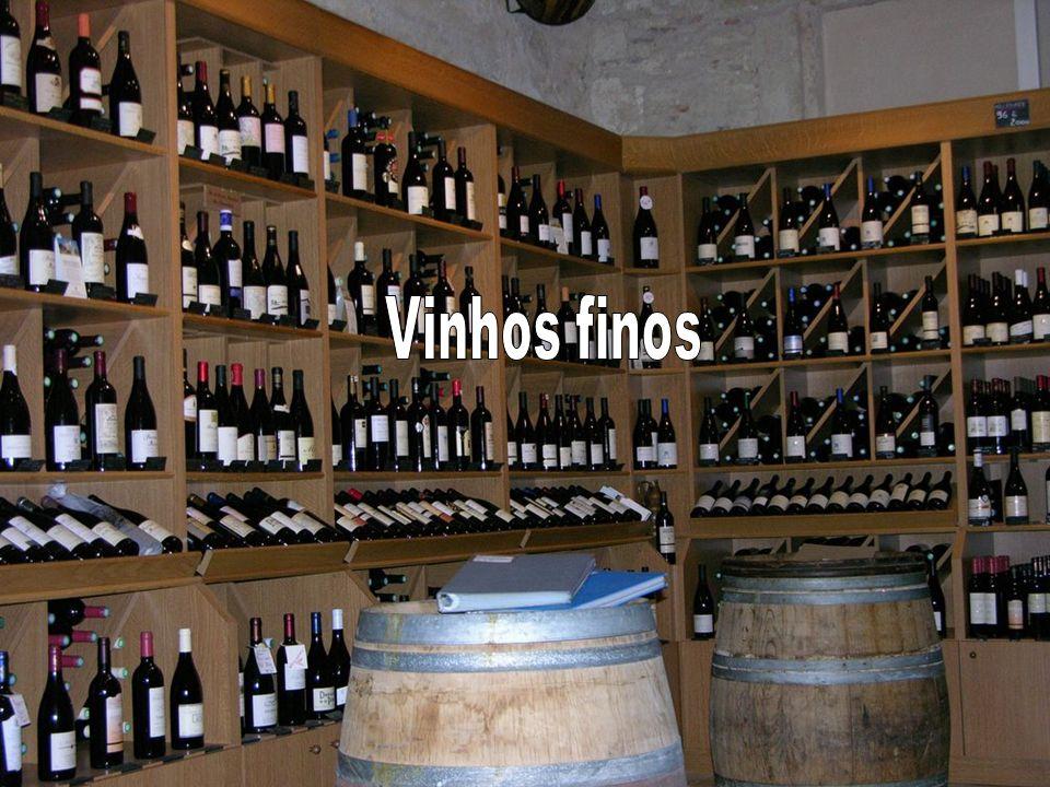 Vinhos finos