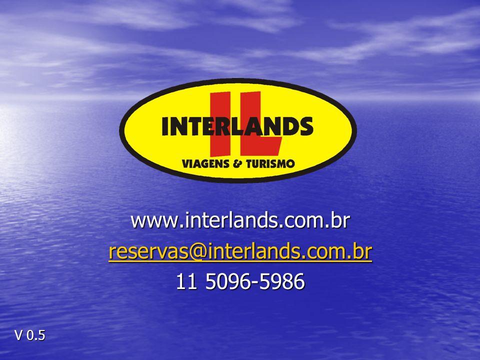 www.interlands.com.br reservas@interlands.com.br 11 5096-5986