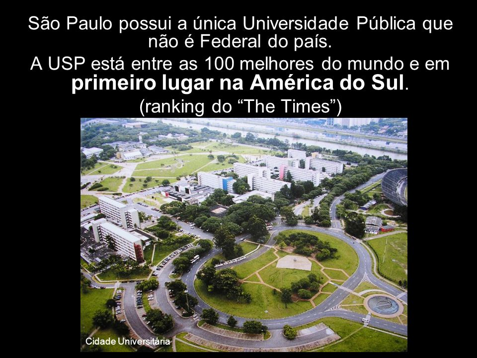 (ranking do The Times )