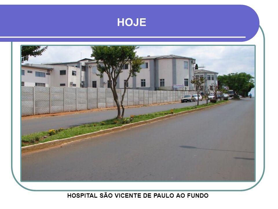 HOSPITAL SÃO VICENTE DE PAULO AO FUNDO