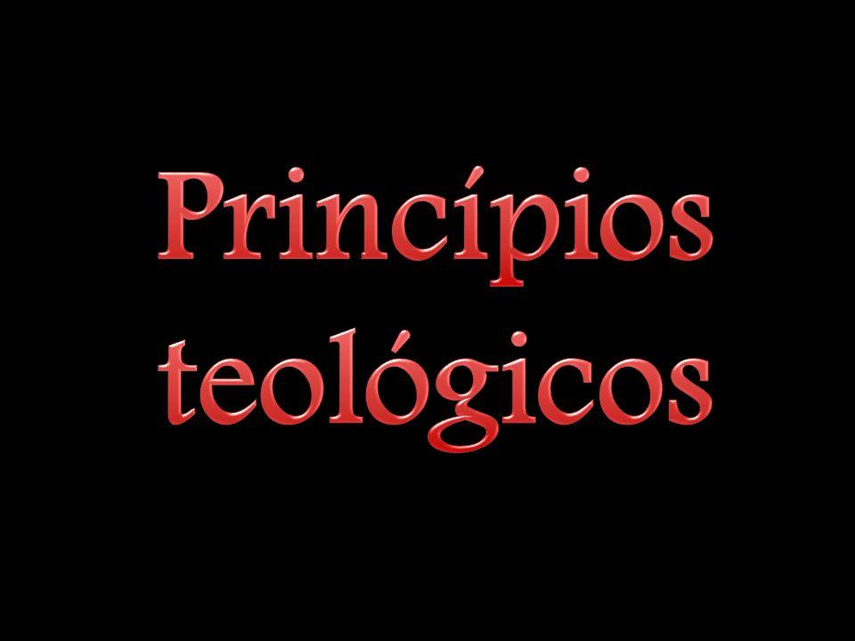 Princípios teológicos