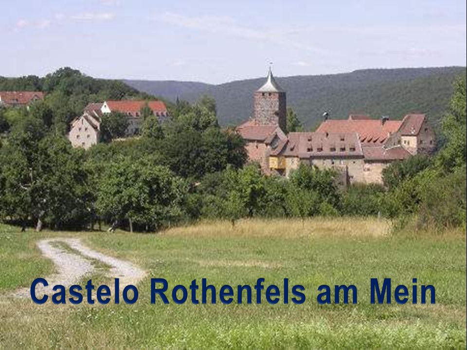 Castelo Rothenfels am Mein