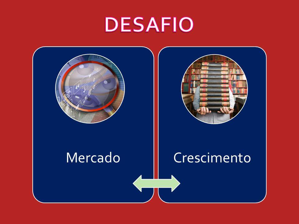 DESAFIO Mercado Crescimento