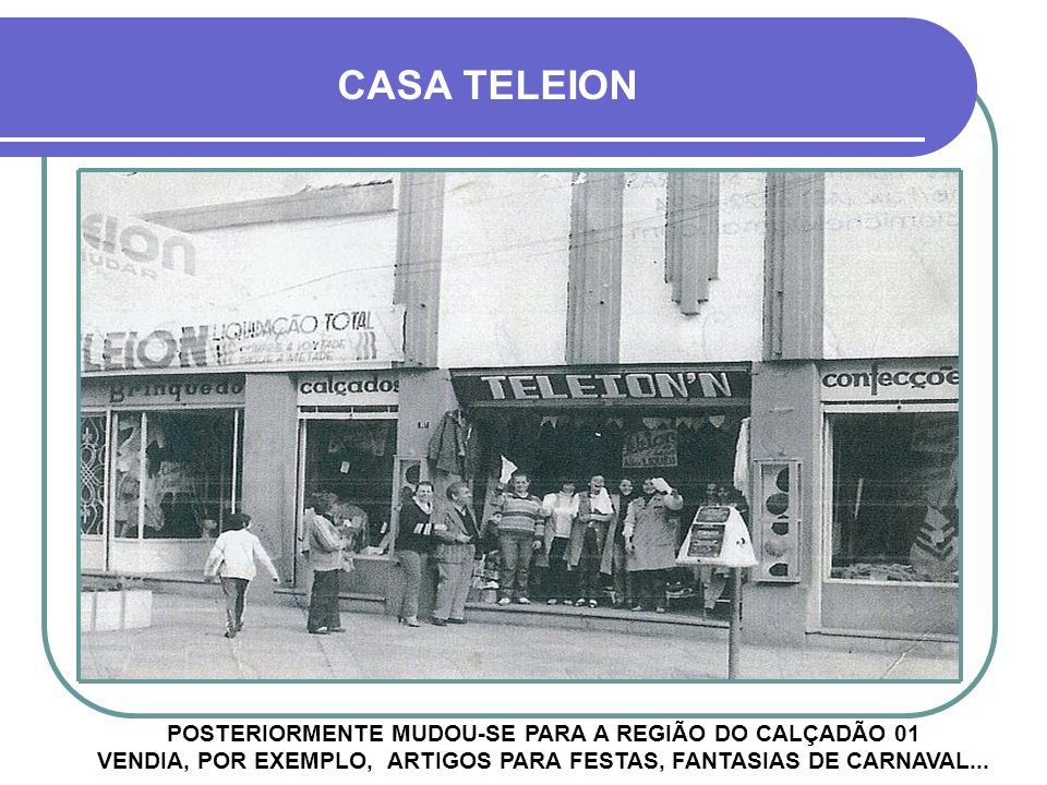 CASA TELEION