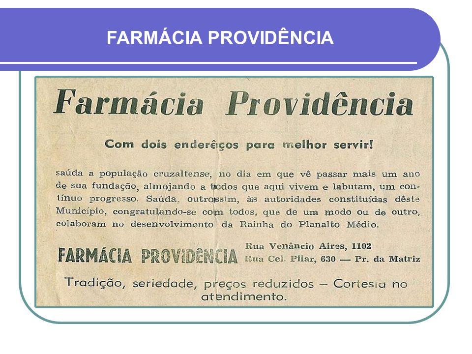 FARMÁCIA PROVIDÊNCIA