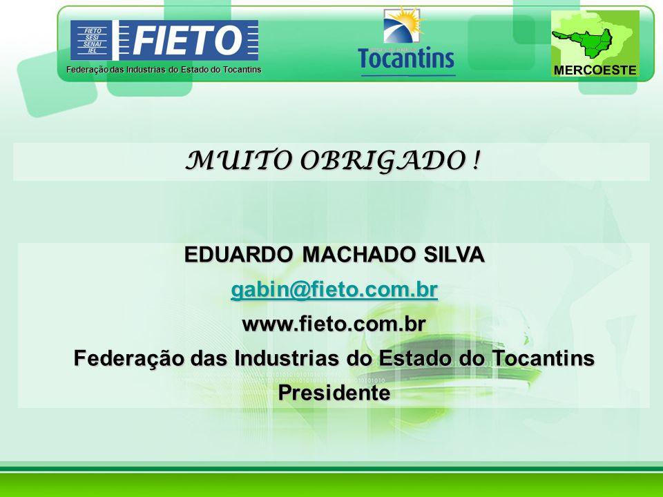 Federação das Industrias do Estado do Tocantins