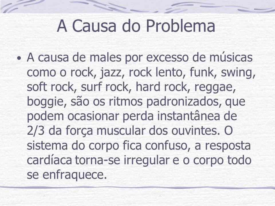 A Causa do Problema