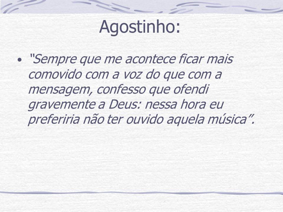 Agostinho: