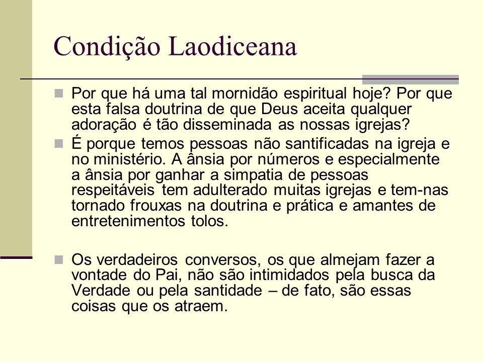 Condição Laodiceana