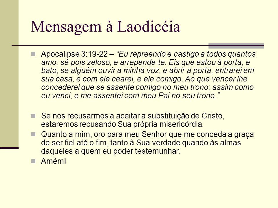 Mensagem à Laodicéia